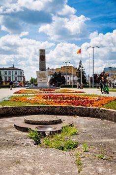 Plac Wolnosci (Freedom Square), Wloclawek, Poland