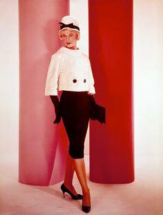 doris day clothing style | Doris Day