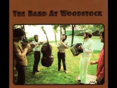 The Band (Live at Woodstock '69) FULL - YouTube