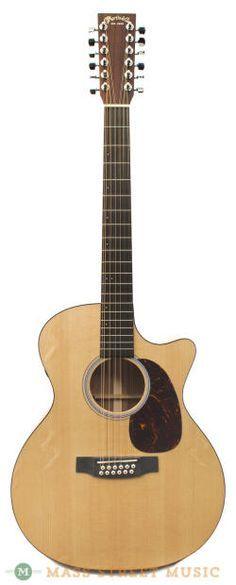 Martin Acoustic Guitars - GPC12PA4 12-String | Reverb