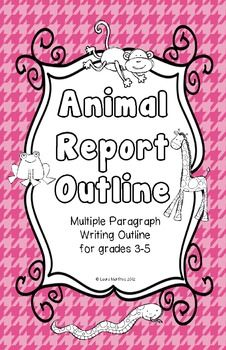 Animal Research Project  Animals Reports  Ngss Nd Grade