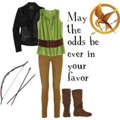 Katniss Everdeen.  The Hunger Games.