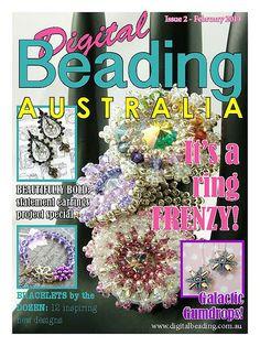 Digital Beading Magazine Issue 2 | Flickr - Photo Sharing!