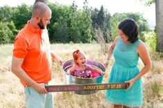 Finalized adoption photos