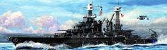 USS Maryland 1941