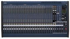 32 channel Yamaha mixer.