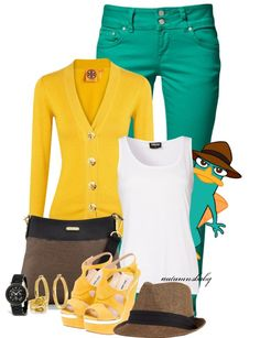 """Agent P"" by autumnsbaby ❤ liked on Polyvore"