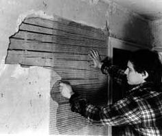 NPS Preservation Brief: Repairing Historic Flat Plaster Walls and Ceilings. Historic plaster may first appear so fraught with problems that its total removal seems the only alternative. But there are practical and historical reasons for saving it.