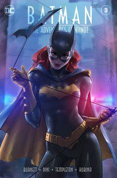 Batman Adventures #3 Batgirl, JeeHyung lee