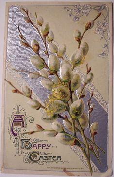 Easter Postcards + other Vintage Easter Goodies Easter Art, Easter Crafts, Easter Decor, Vintage Easter, Vintage Holiday, Vintage Greeting Cards, Vintage Postcards, Holiday Postcards, Holiday Cards