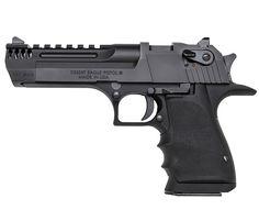 You're not bulletproof..., Desert Eagle L5 The standard Desert Eagle has a 6″...