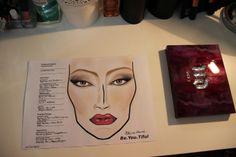 Inspiração de Maquiagem