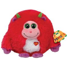 Ty Monstaz Trixie Plush Toy, Pink, Large >>> Click image to review more details. (This is an affiliate link) #PlushFigures