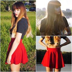 Russian Red - Christina E.