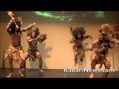 Indonesian Papua Dance