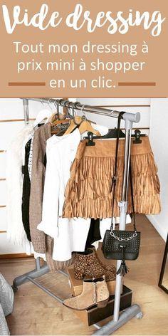 32118d3eac8b59 BON PLAN   Je vide mon dressing sur le site Micolet. Retrouver tous mes  vêtements (vestes, robes, jupe, chaussures, jeans, t-shirt.