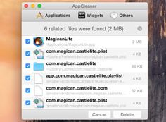 Don't drag apps to the Trash on the Apple Mac, use an uninstaller utility to remove all traces. It keeps your system clean by removing all traces of apps. Macbook Apps, All Apple Products, Mac Tips, How To Uninstall, Disk Drive, Apple Mac, Best Tv, Streamers, Mac Book