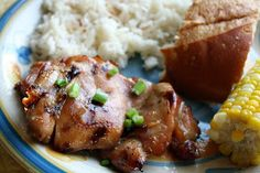 Mommy's Kitchen: Grilled Hawaiian Chicken {Fathers Day Meal Challenge}