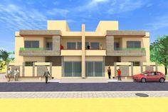 Dakar projet de villa moderne a Yof @senegale Architecte