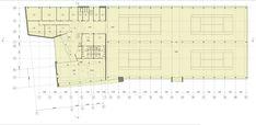 Gallery - Istra Tennis Club / Za Bor Architects - 11
