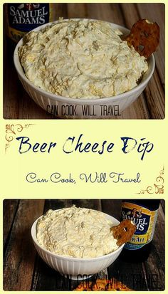 Beer Cheese Dip is Mmm, Mmm, Good! Seriously this dip is amazingly good!! - Can Cook, Will Travel