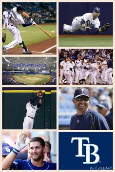 second entry: the Tampa bay Rays (: