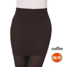 Cheapest Free Shipping New Fashion 2015 Summer Women Skirts High Waist Candy Color Plus Size Elastic Pleated Short Skirt 49851