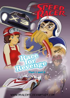 Speed Racer - Race for Revenge : Character death! You never got that on American cartoons