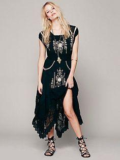Free People FP New Romantics Delphine Dress