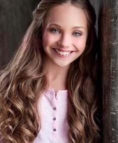 Mackenzie Ziegler Dream Magazine The very talented Madd...