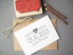 10 ideias super originais para o save the date do seu casamento Image: 6
