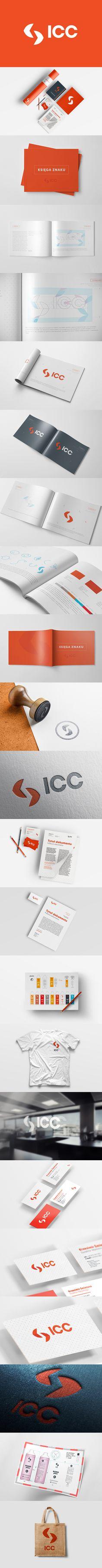 ICC Branding. See full creation!