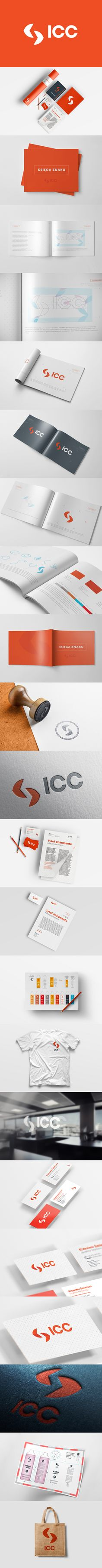 ICC Branding. See full creation!