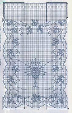 Szydełkomania: Obrus kwadratowy