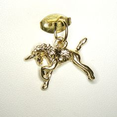 Buy Unicorn Charm (chr-2515) online at Chain Me Up