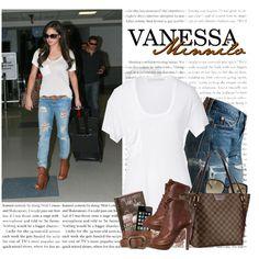 1277. Celeb Style : Vanessa Minnillo (26.05.2011), created by munarina on Polyvore