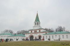 Russian Royal Estate - Kolomenskoye Grand Prince, Old Churches, Us Travel, Moscow, Countryside, Mansions, House Styles, Building, Places