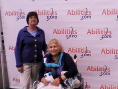 "ME-As I go through this zany, marvelous, difficult experience called ""Life""!: WE ATTENDED THE ABILITIES EXPO 9-25-15"