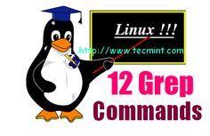 Grep Command Examples