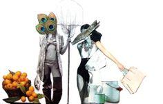 Daily Inspiration Book - NieCorlage by Stephanie Oliveira niecorlage.com Collage work  #collage #colagem