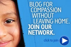 Join The Compassion Bloggers Network