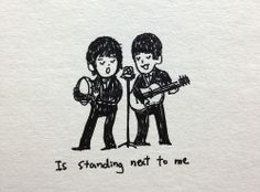 The Last Shadow Puppets // Standing Next To Me