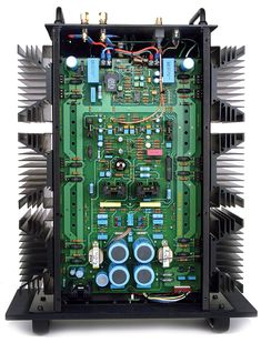 Lamm Reference monoblock power amplifier Page 2 Hobby Electronics, Electronics Projects, Diy Speakers, Stereo Amplifier, High End Audio, Hifi Audio, Loudspeaker, Audio System, Audiophile