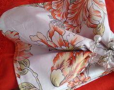 Guardanapo de tecido Floral