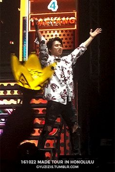161022 Daesung - VIP Fanmeeting in Honolulu, Hawaii 1/4