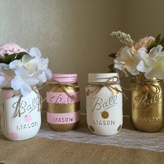 I've been asked to make my most polar Quart size jars in Pint size... Here they are! <3
