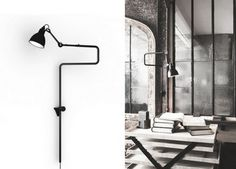 New favourite from Lampe Gras (in Sweden you can find them here ). Lampe Gras, Archi Design, Wall Fixtures, Diy Light, Lights, Living Room, Sweden, Interior, House