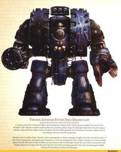 Warhammer 40000,warhammer40000, warhammer40k, warhammer 40k, ваха, сорокотысячник,фэндомы,Horus Heresy,Ересь Хоруса,Dreadnought,Night Lords,forgeworld