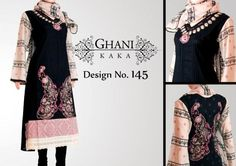 Ghani Textile Awesome Lawn Dresses Collection 2013 For Ladies