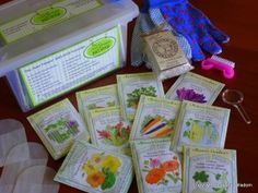 Get your spring kitchen garden off to a running start. This giveaway has loads of fun seeds from Renee's Garden Seeds, a Seed Keeper Kit and a three-pack of manure teas from Authentic Haven Brand. Good luck to all!